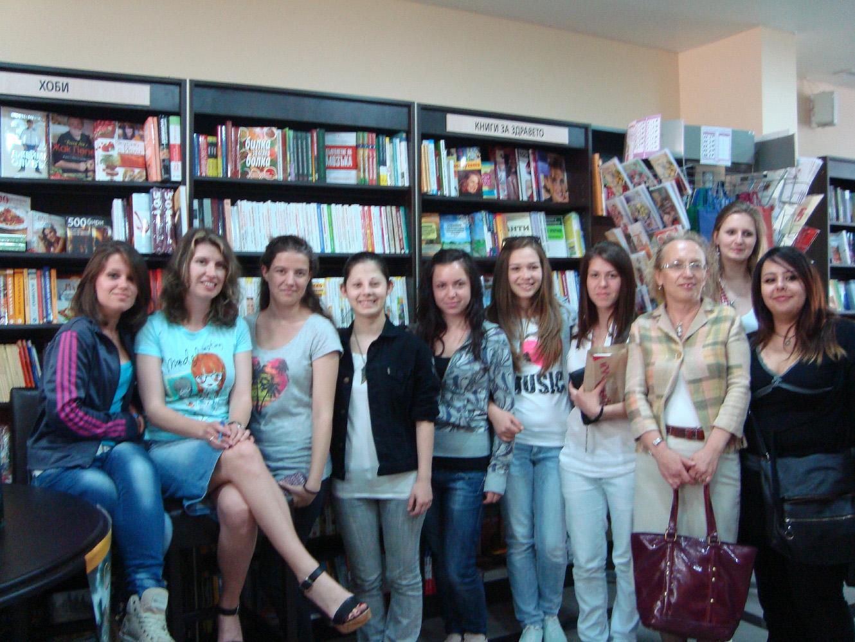 Юлка гостува в Сливен