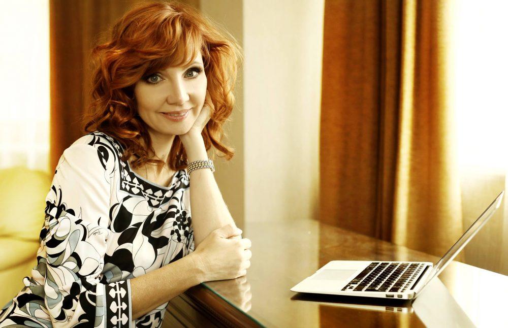 Сайтът на Лариса Ренар и на български език