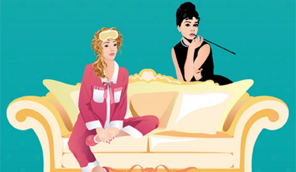 Луси Холидей: Всеки има нужда от щипка холивудски блясък