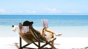 4 вълнуващи романа за плажа